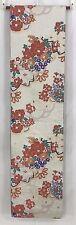 袋帯 FUKURO OBI japonais - Floral - Ceinture japonaise - Made in Japan 3311
