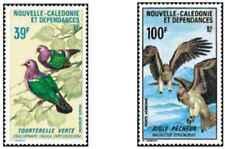 Timbres Oiseaux Nouvelle Calédonie PA110/1 ** lot 24193 - cote : 54 €