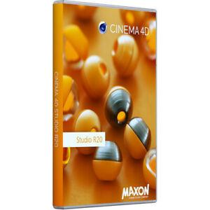 maxon cinema 4d r20 MACOSX/WIN +vray 3 - MULTILANGUAGE - 6-24H DELIVERY - FULL