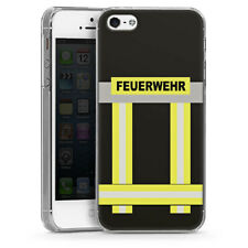 Apple iPhone 5 Handyhülle Case Hülle - Feuerwehr