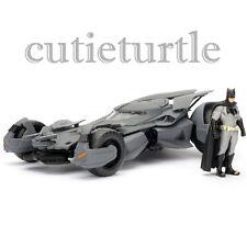 Jada Metals Batman v Superman Batmobile 1:24 Diecast with Batman Figure 98034