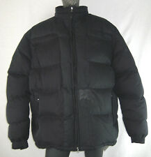 Vtg~AIR JORDAN~2XL~DOWN~Feather~Black~Puffer~HUGE~800 SUPER-Filled~Winter~COAT