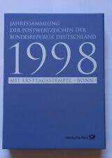Jahressammlung  1998
