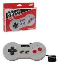 Manettes et périphériques de jeu joysticks Manette NES pour jeu vidéo et console