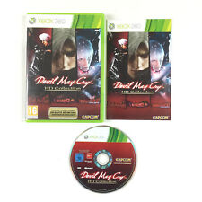 Devil may cry Collection HD Xbox 360 Jeu Complet