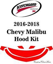 3M Scotchgard Paint Protection Film Clear Pre-Cut 2016 2017 2018 Chevy Malibu