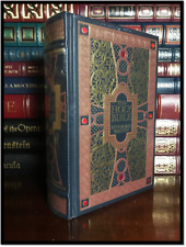 The Holy Bible Kjv Illustrated By G. Dore New Sealed Leather Bound Gift Edition