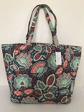 NWT VERA BRADLEY Factory Style Grand Tote 2.0 IN NOMADIC FLORAL
