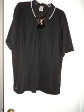 Men's Adidas Clima polo Size Xl black/white