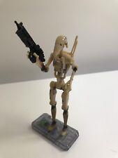 Star Wars EP1 Episode 1 Battle Droid Shot Hasbro 3,75'' 1 Piece