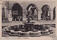 # MONZA: PIAZZA ROMA - FONTANA    1940