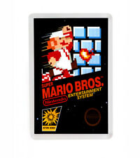 SUPER MARIO BROS NINTENDO NES FRIDGE MAGNET IMAN NEVERA