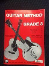 Mel Bay Modern Guitar Method - Book 3