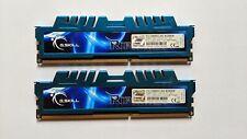 G Skill RipJaws X 8GB (2x4GB) PC3-12800 DDR3 1600MHz F3-12800CL8D-8GBXM