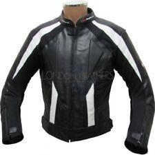 Blousons RTX longueur taille en cuir de vache pour motocyclette