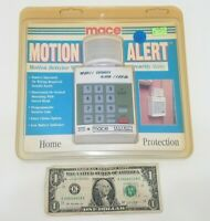 Mace - Motion Alert Motion Detector With Security Alarm - Programmable Battery