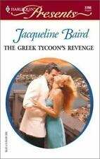 Baird, Jacqueline .. The Greek Tycoon's Revenge