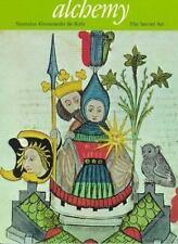 Art and Imagination: Alchemy : The Secret Art by Stanislas Klossowski De Rola...
