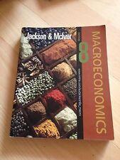 JACKSON & MCIVER, MACROECONOMICS. EDITION 8