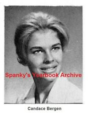 Actress Candace Bergen High School YB~Carnal Knowledge~Murphy Brown~Boston Legal
