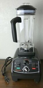 WantJoin Countertop Blender WZ-200d 60oz Smoothie Crush Ice 1800W Speed Control
