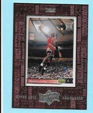 1999-00 Upper Deck Athlete of the Century Remembers UD2 Michael Jordan Bulls