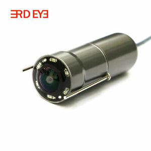220deg 2MP 0.0001Lux star-level night vision mini underwater fishing camera
