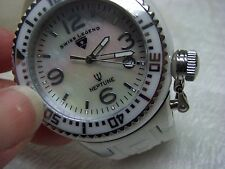 Swiss Legend Neptune Mother-of-Pearl Dial Silicone SL-11844-WWSA Watch $895