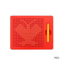 Magnetic Tablet Magnet Drawing Board Pad Kids Preschool Educational Toy Red