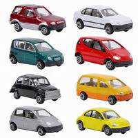 8pcs Model Cars 1:64 S Scale Diecast Cars NEW C4801