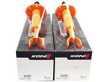 (CLOSEOUT) KONI STR.T ORANGE FRONT SHOCKS FOR 96-01 AUDI A4 98-00 A6 PASSAT