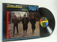 THE JAM snap DOUBLE LP EX-/VG+ SNAP 1 greatest hits, best of, with inners, vinyl