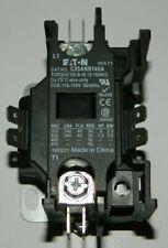 New Eaton C25ANB140A Contactor 40A, 600V, 1P, Coil: 120VAC