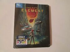 The Fifth Element (Blu-ray Disc, Steelbook) Brand New