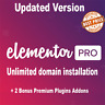 Elementor PRO ⭐ WordPress Plugin ⭐ WP Plugin ⭐ LASTEST VERSION