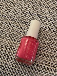 """New Essie Nail Polish """"Short Shorts 653"""" Pink Shimmer Full Size Authentic RARE"""