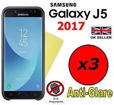 3x Protector de Pantalla Antirreflejo HQ Mate cubierta Film Protector Samsung Galaxy J5 2017