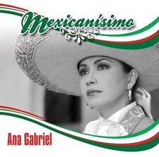 Ana Gabriel - Mexicanisimo [New CD]