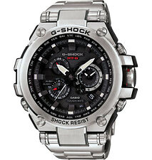 Casio Men's G-Shock Stainless Steel New Limited Edition Watch  MTGS1000D-1A