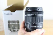 Canon EFS 18-55mm f/4-5.6 IS STM Lens