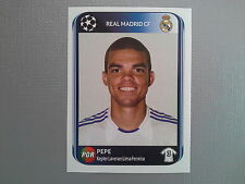 PANINI CHAMPIONS LEAGUE 2010 2011 - N.435 PEPE REAL MADRID