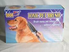 Brosse Ionique pet odeur away technologie pour chiens chats NOUVEAU!