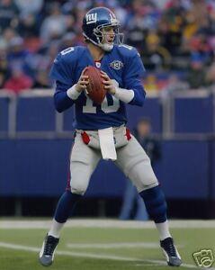Eli Manning - NY Giants, 8x10 color photo