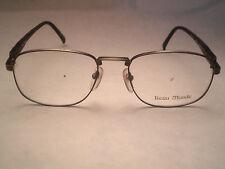 Beau Monde BIRMINGHAM Mens Vintage 80's Eyeglasses (S8)@
