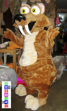 Ice Squirrel Costume / Fancy Dress Age / Plush & Deluxe Rat Outfit