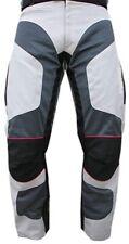 Men's AZ CE Armour Cordura motorbike trousers, padded and waterproof 4xl