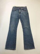 Women's Levi 525 Jeans Bootcut' ' - W28 L32-Sbiadito Blu Scuro Wash-ottime condizioni