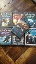 Harry Potter Collezione Completa 7 cofanetti doppio dvd ed. speciale (14 dvd)