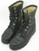 Sportsman Hunting Work Boots Black Leather Mens Sz 9 EE