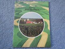 1980 AMWAY SPRAY ADJUVANTS GROWER'S HELPERS FARM BROCHURE CATALOG ORIGINAL